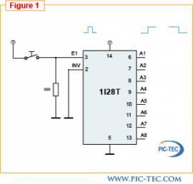 1I28T - Schaltaktor - Bild vergrößern